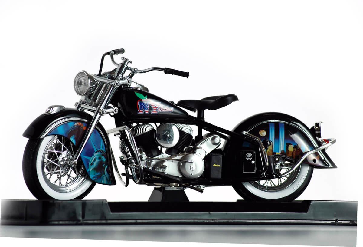 Moto Indian 4