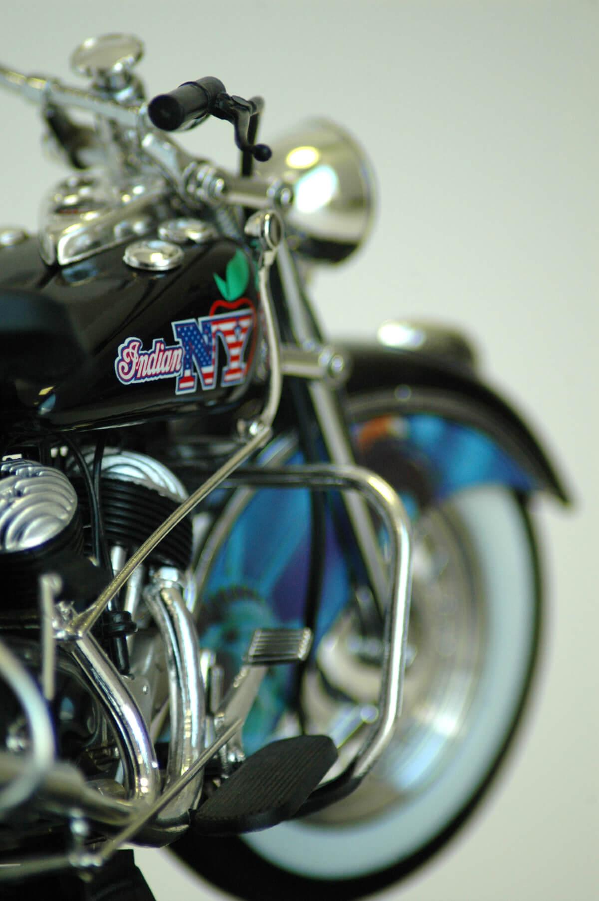 Moto Indian 6